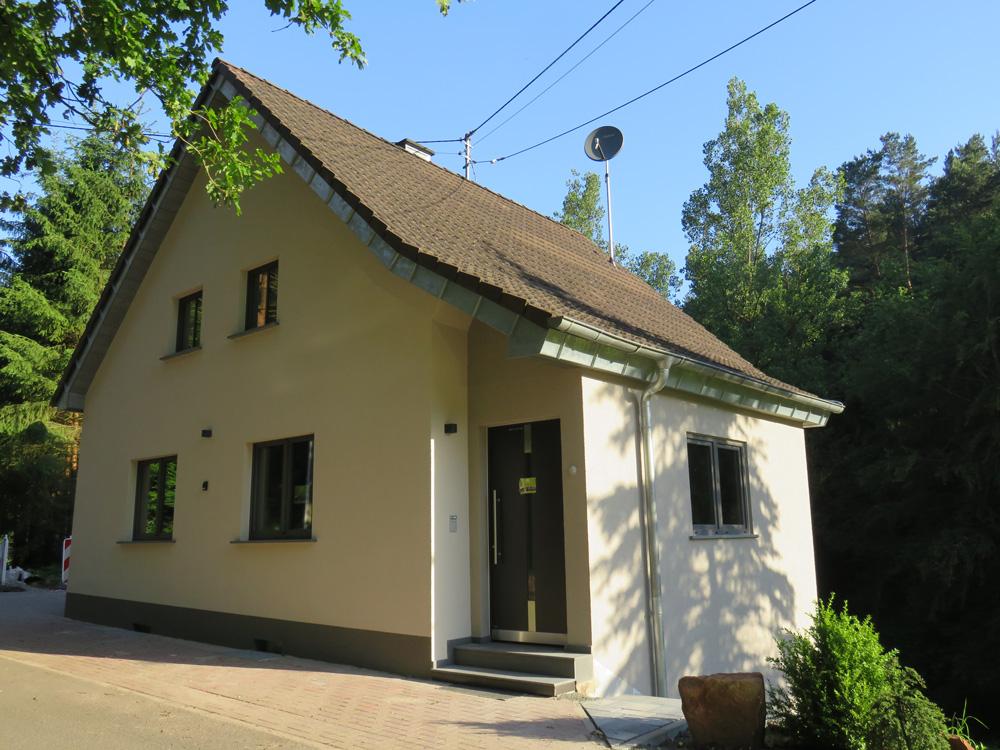 Ferienhaus waldReich